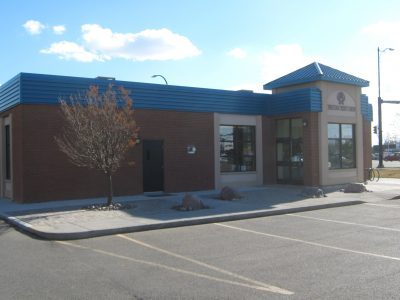 Christian Credit Union Exterior