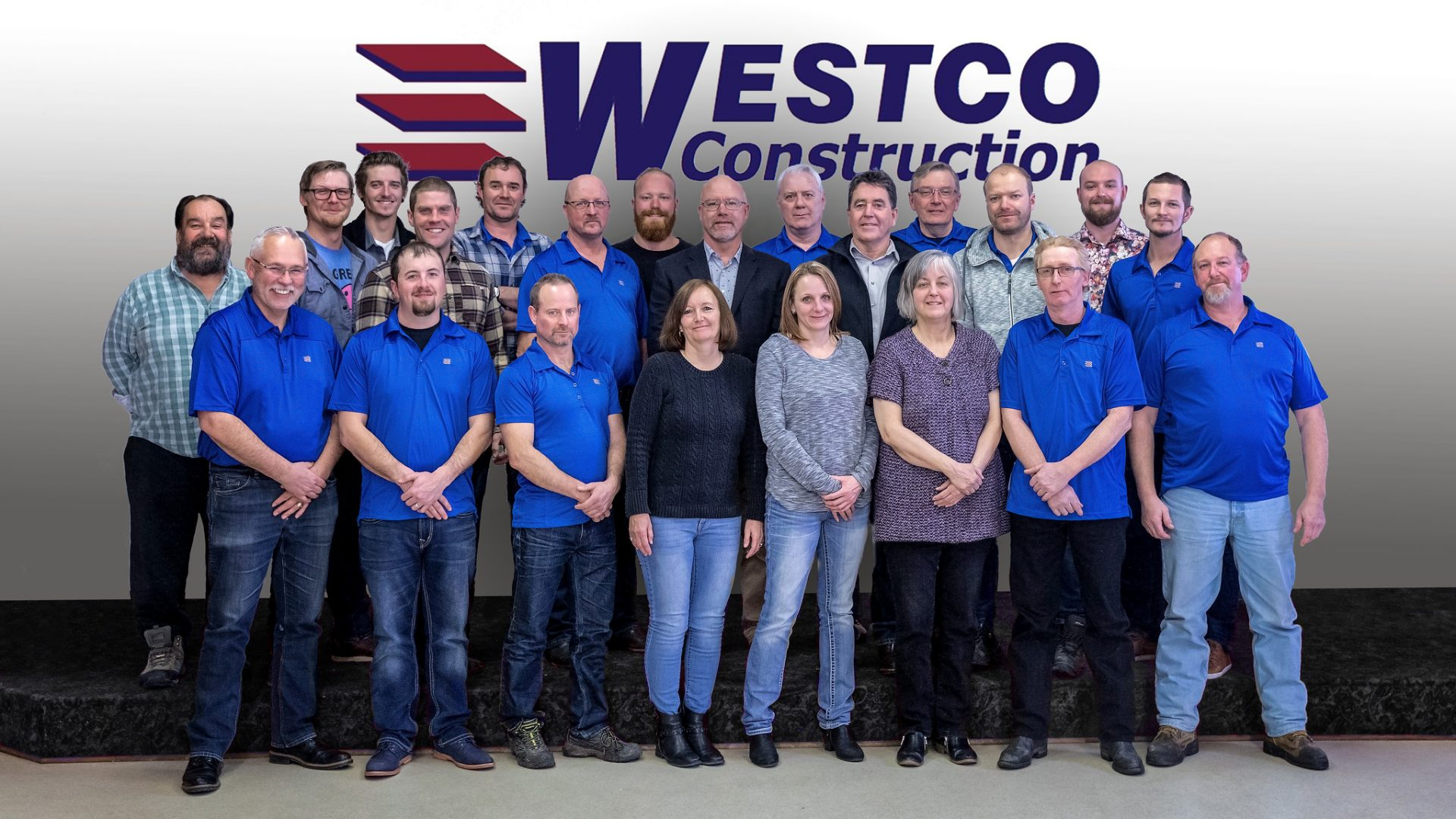 Group Photo - Westco Construction