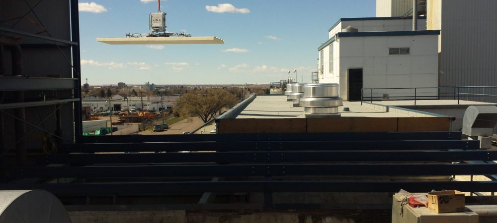 Richardson Oilseed Roof View