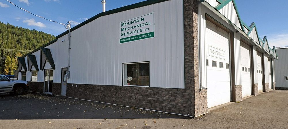 Mountain Mechanical Exterior