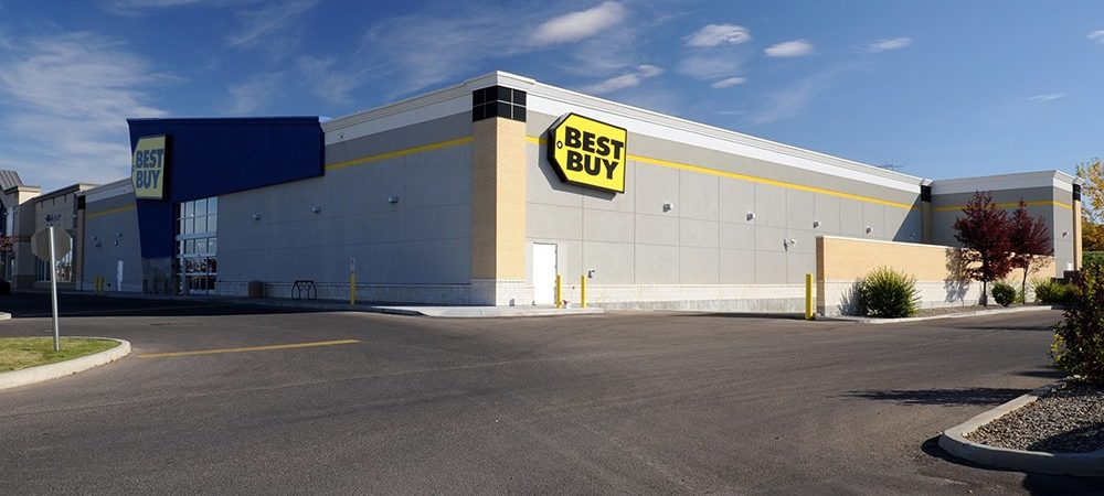 Best Buy Lethbridge - Westco Construction