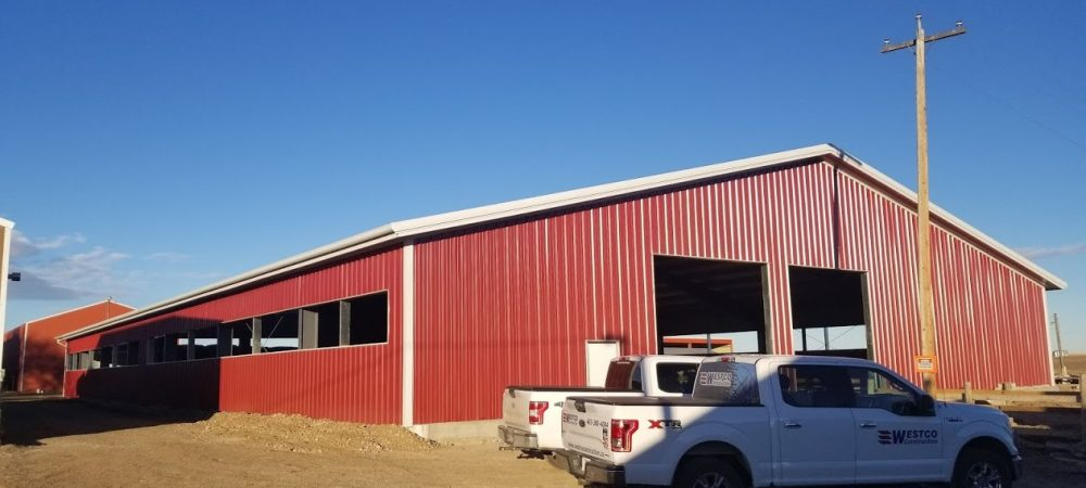 Anker Holsteins Completed Project - Westco Construction