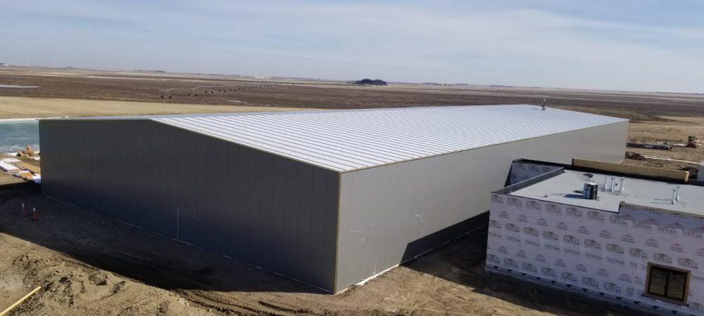 Prairie Grass Inc-Commercial Completed